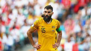 Mile Jedinak Socceroos 2018