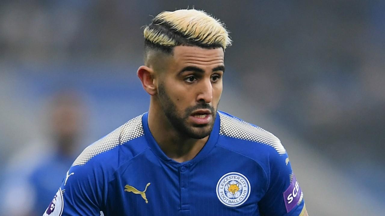 Riyad Mahrez, Leicester City.