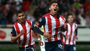 Angel Zaldivar Chivas Liga MX Mexico Clausura 2017