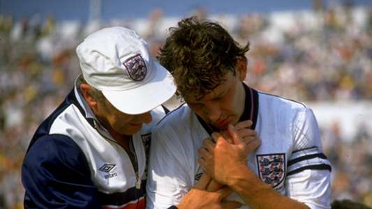Bryan Robson England 1986 World Cup