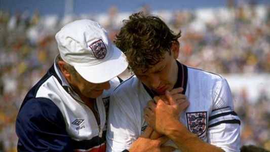 Bryan Robson England 1986 World Cup