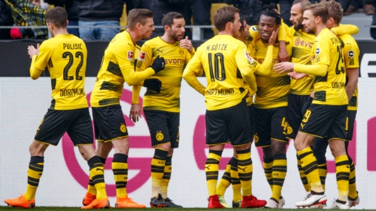 Borussia Dortmund Vs Hannover 96 Spielbericht