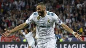 Karim Benzema Real Madrid 26052018