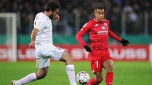 Augsburg Mainz DFB Pokal 30102018