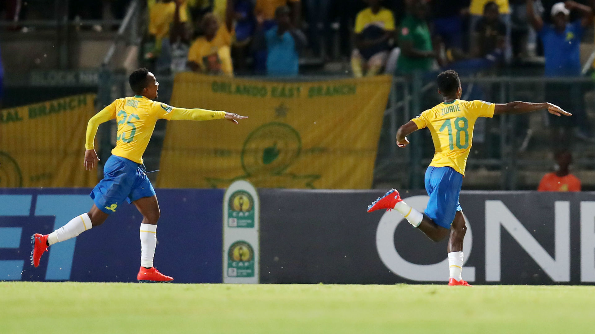 Mamelodi Sundowns v Lobi Stars, March 2019