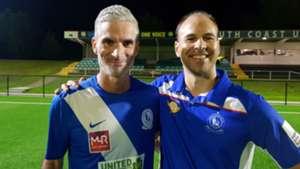 Craig Foster Albion Park City FC