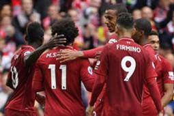 Liverpool Southampton Premier League 2018/19 Matchday 6
