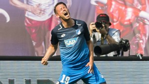 MARK UTH HOFFENHEIM GERMAN BUNDESLIGA 21042018
