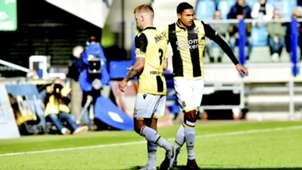 Maikel van der Werff Danilho Doekhi Vitesse 10282018