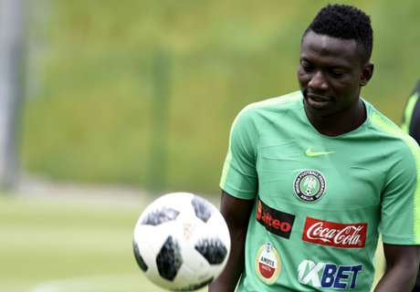 Etebo: I had offers in the EPL before Stoke switch