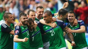 Ukraine 0-2 Northern Ireland