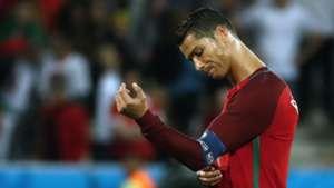 Cristiano Ronaldo Portugal v Iceland
