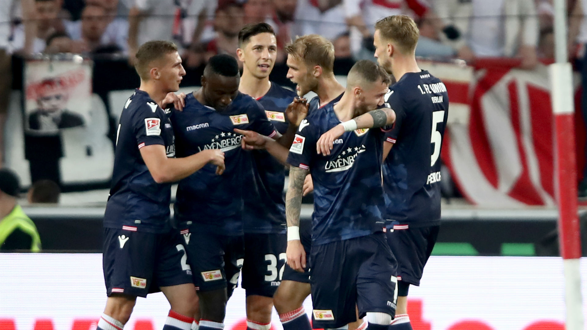 Marvin Friedrich VfB Stuttgart Union Berlin Relegation 25052019