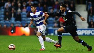 Massimo Luongo Queens Park Rangers v Blackburn Rovers FA Cup 07012017