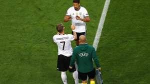 Khedira Schweinsteiger Germany Deutschland Italien Italy UEFA EURO 02072016