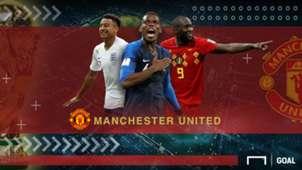 GFXID Cover Rapor Pemain Manchester United di Piala Dunia 2018