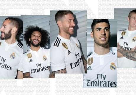 ¿Por qué Cristiano no aparece en las nuevas camisetas?