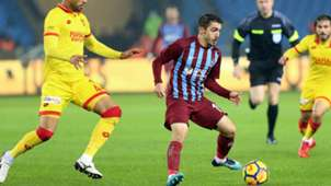 Abuldkadir Omur Trabzonspor Goztepe 020152018