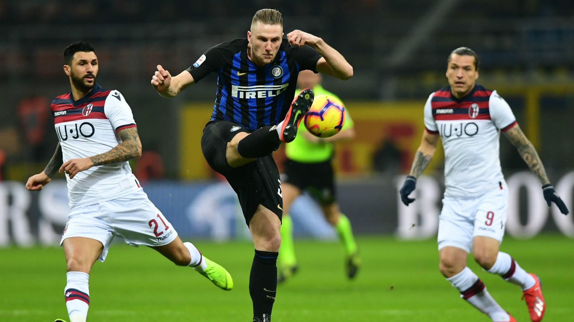 Skriniar Inter Bologna