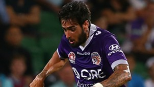 Rhys Williams Perth Glory v Newcastle Jets A-League 10120216