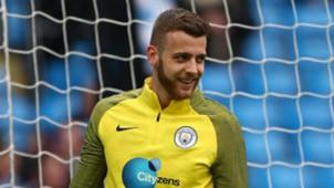 Angus Gunn Manchester City