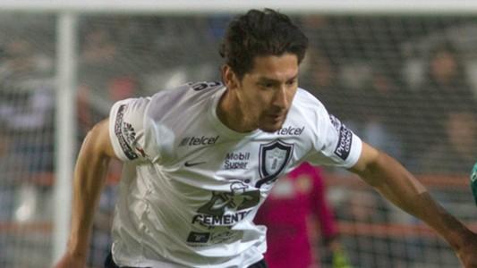 Omar Gonzalez Pachuca
