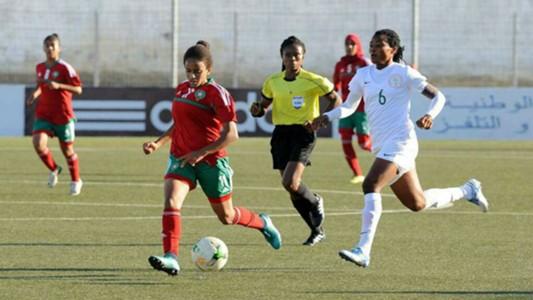 Nigeria vs Morocco U20 women