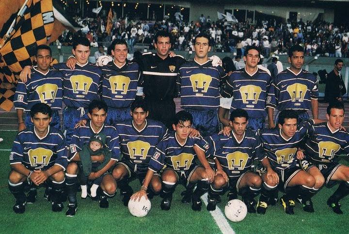 Pumas 1997