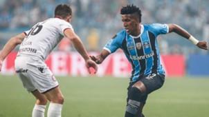 Bruno Cortez Alejandro Silva Gremio Lanus Copa Libertadores 22112017