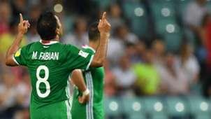 Marco Fabián México - Alemania