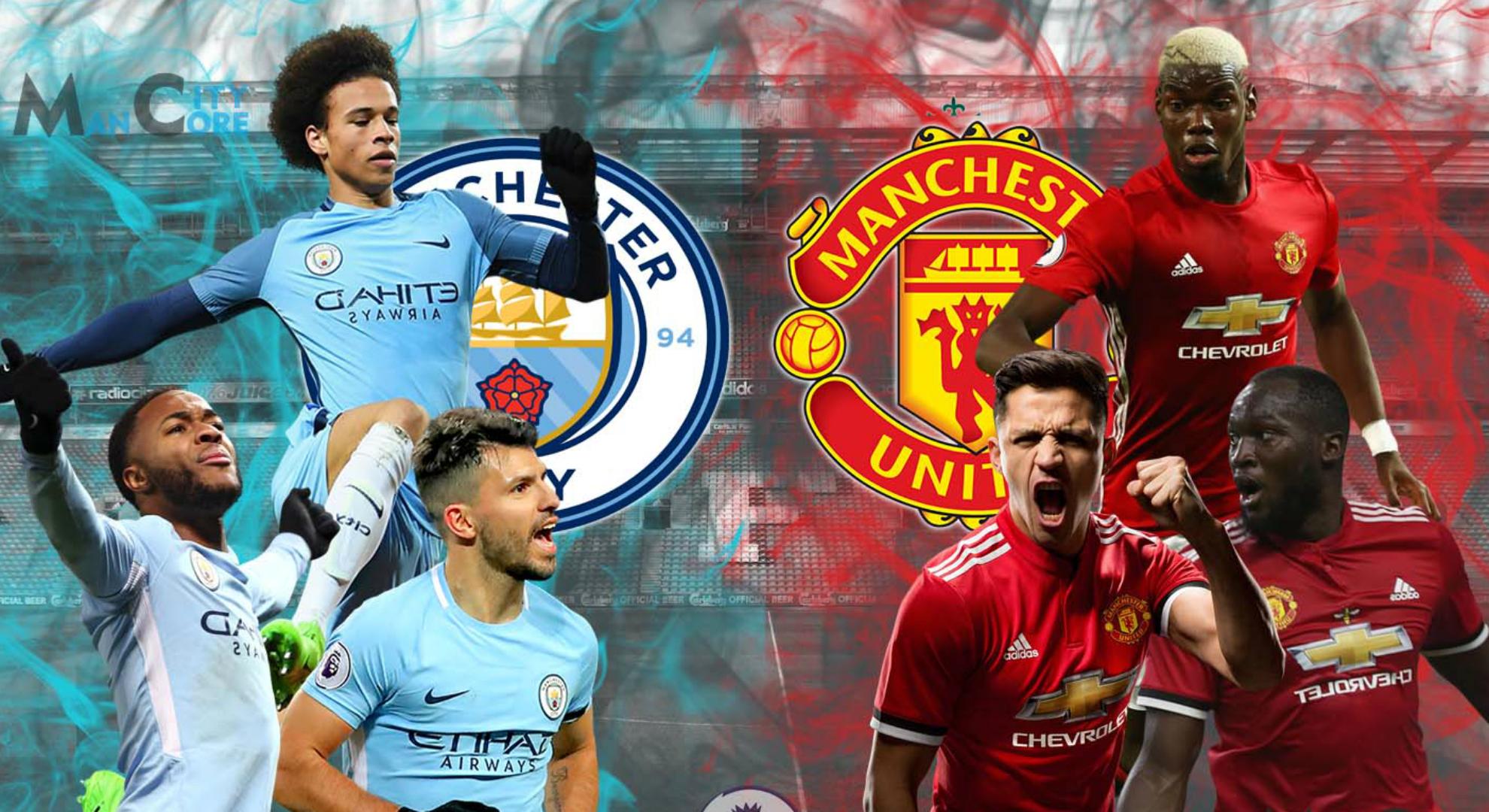 City vs. United: clásico en Manchester podría coronar a equipo de Guardiola