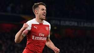Aaron Ramsey Arsenal 2018/19