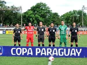 Copa (Paraguay) 2-11-18