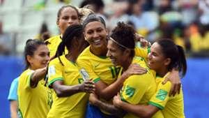 Brazil Jamaica Women's World Cup