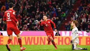 James Bayern München Mainz 05