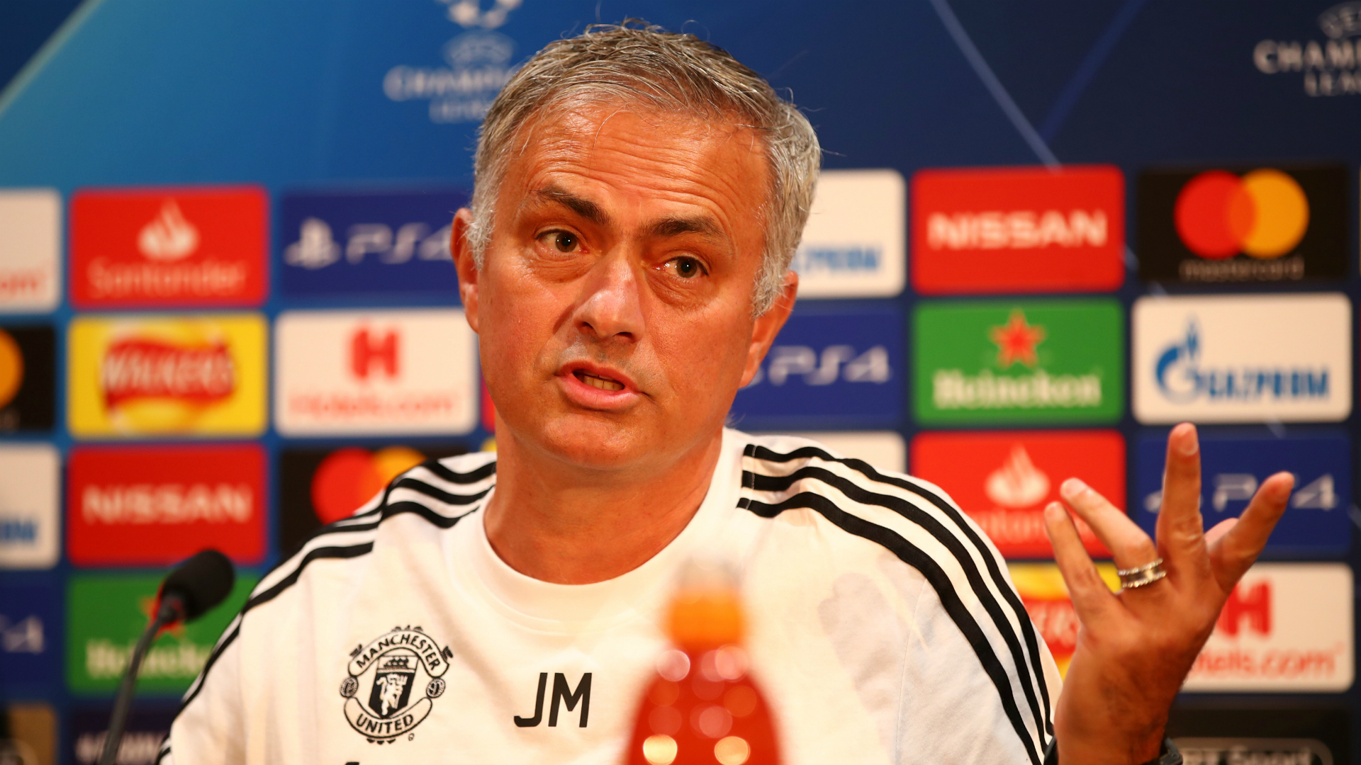 Mourinho: My job is not under threat