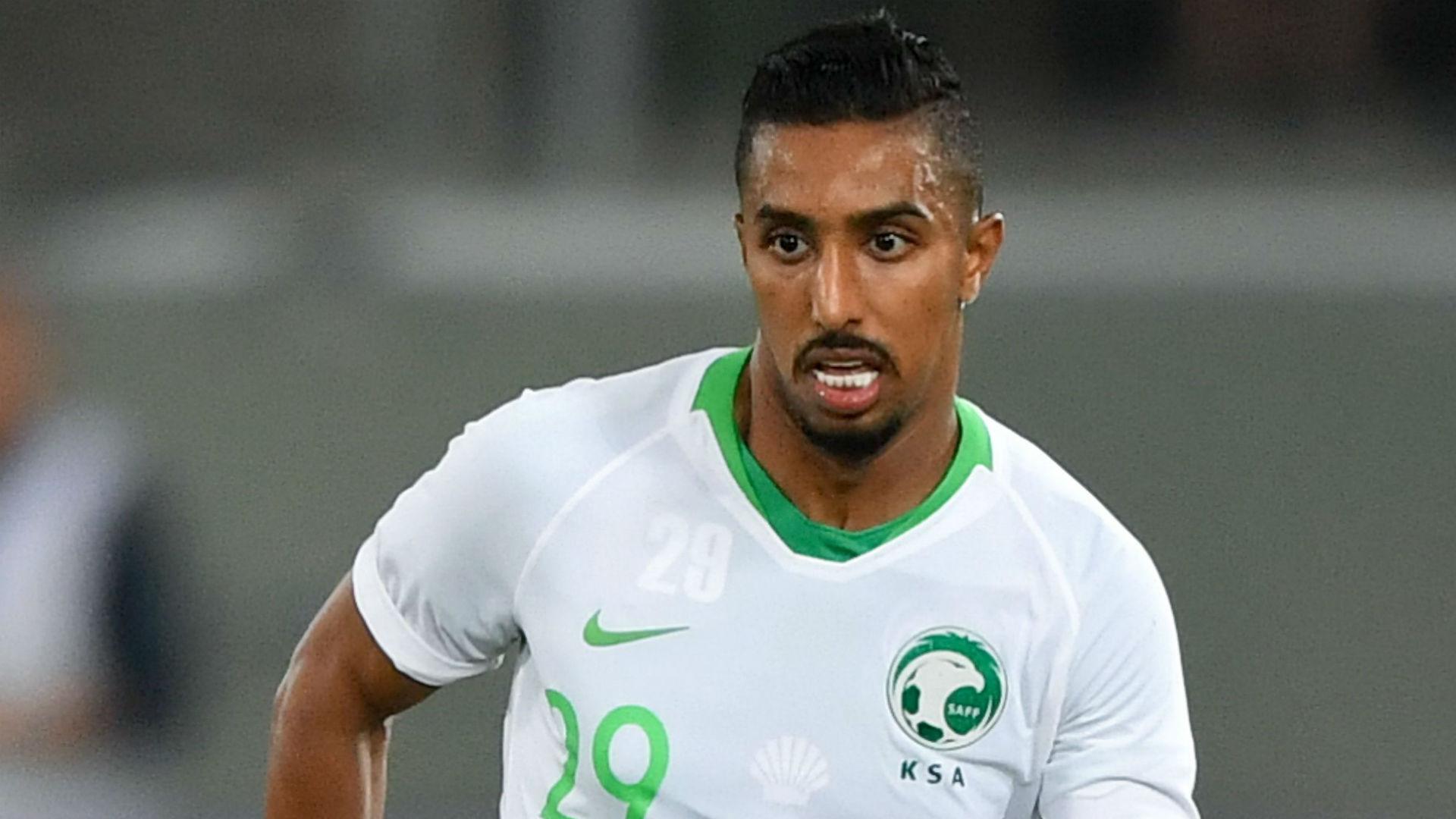 Salem Al-Dawsari Saudi Arabia 2018