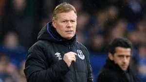 Ronald Koeman Everton