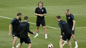 Croatia training World Cup 2018 07142018