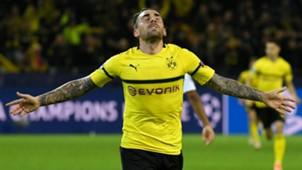 Paco Alcacer Borussia Dortmund BVB Monaco