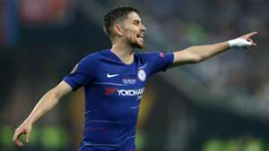 Jorginho Chelsea Europa League final 2019
