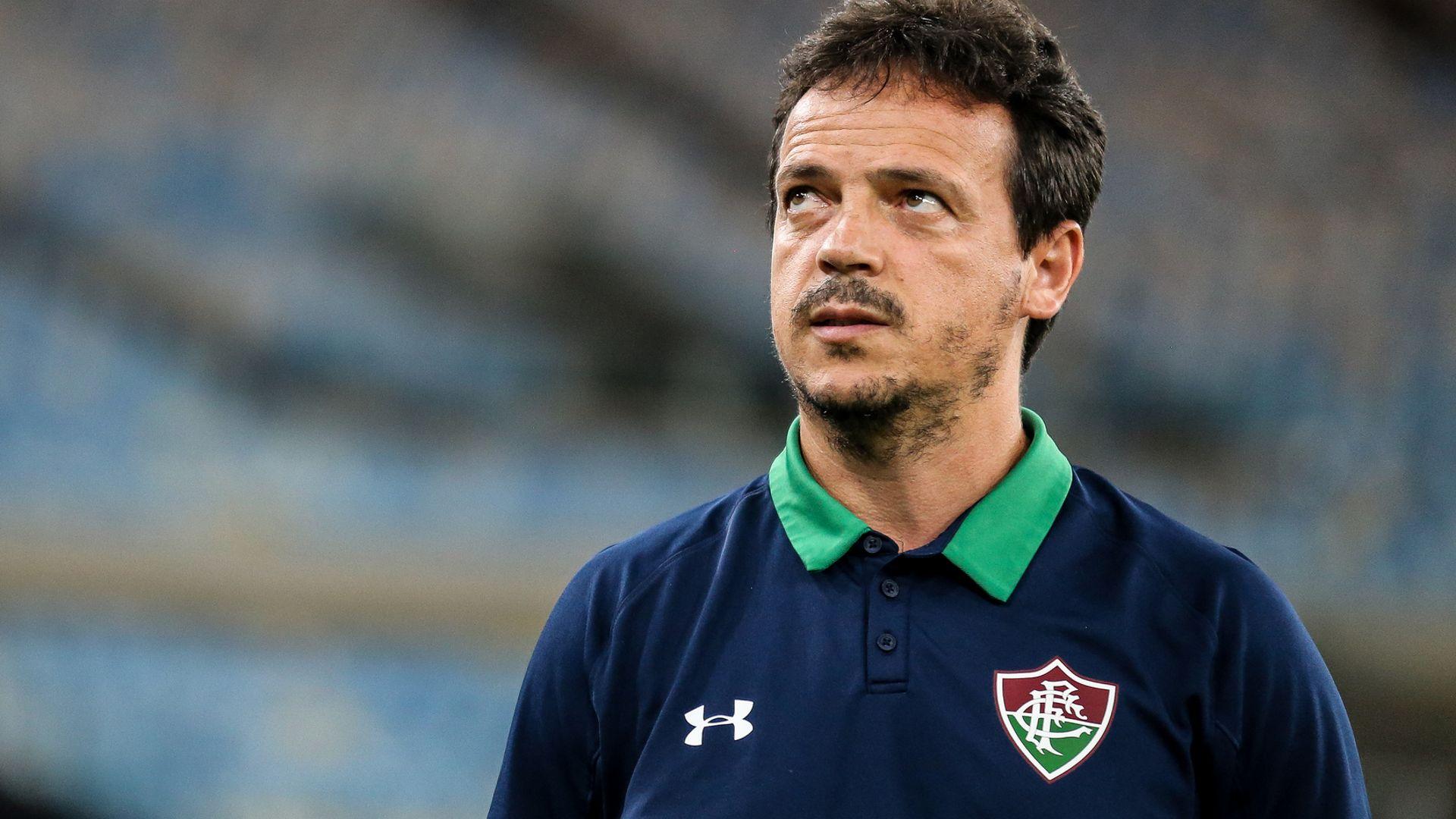 Fernando Diniz Fluminense 2019