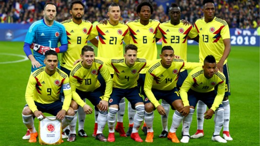World Cup Colombia