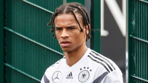 Leroy Sane Germany 2017-18