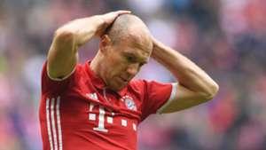 Robben Bayern Munich Dortmund 042217