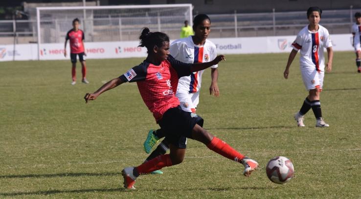 Sethu FC Bangalore United IWL 2019