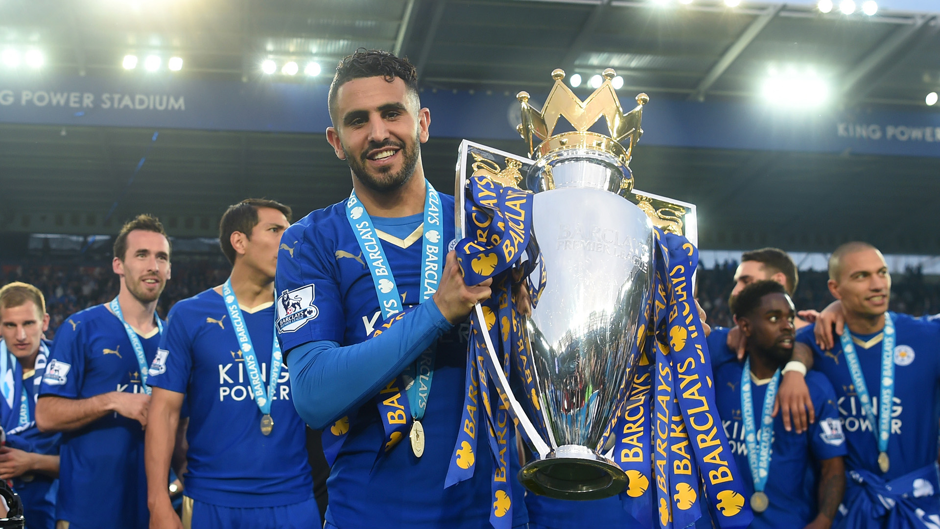 Leicester City manager Claude Puel hopes Riyad Mahrez can clear his head