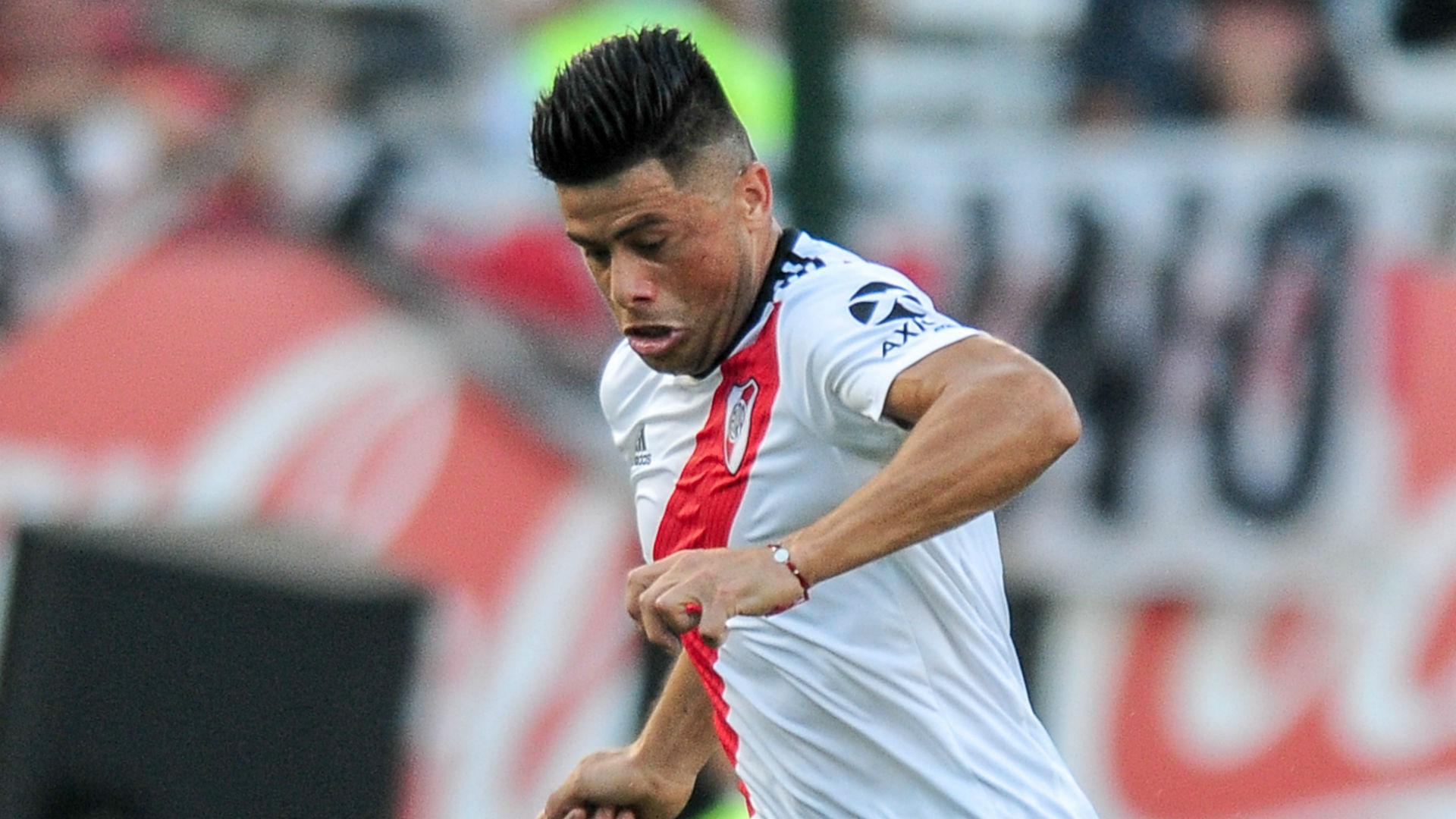Jorge Moreira River Plate