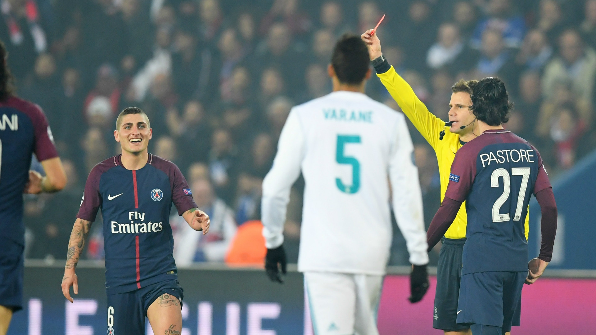 Marco Verratti PSG Paris Saint-Germain