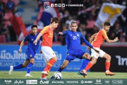 Thailand - China PR